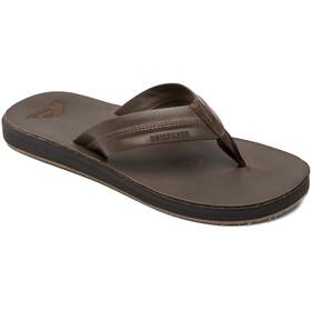Quiksilver Carver Natural Sandals Men, marrón